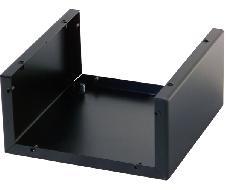 Coffret métal 160x160x80