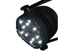 Projecteur LED - 60x3W - RGBAW
