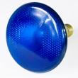 Lampe PAR 38 - 80W - 240V - E27 - Flood 30° - bleue