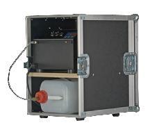 Flight-case pour machine à fumée CAPTAIND