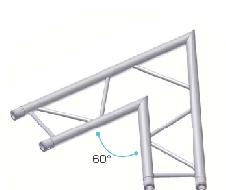 Angle 60° - 2 directions