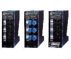 Bloc gradateur LCD DIGITOUR 6S - 6x16A