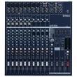 Console de mixage amplifiée 6 mono + 2 stereo + return 2*500W