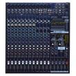 Console de mixage amplifiée 8 mono + 4 stereo + 2 return 2*500W