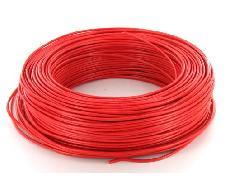 Câble souple HO7 VK Rouge 25mm² - Prix au km