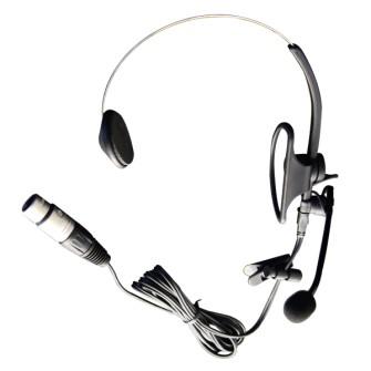 Micro casque léger - 1 oreille