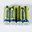 Pack de 4 piles 1,5V AA Alcaline