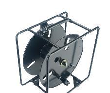 Enrouleur acier 300m câble 6mm
