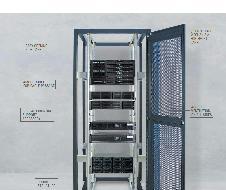 2 panneaux de côté pour rack 24U EUR.12958