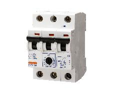 Disjoncteur moteur de 1 à 1,6A