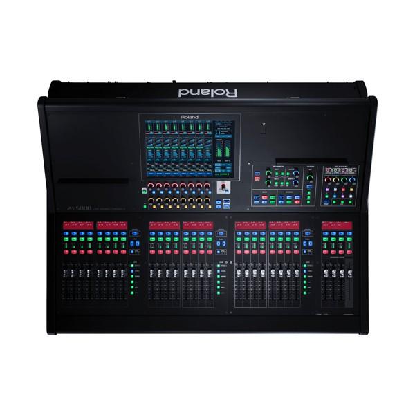 Console de mixage num rique roland m5000 - Console de mixage numerique ...