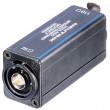 Adaptateur convertisseur numérique aes/ebu 75 BNC/XLR femelle