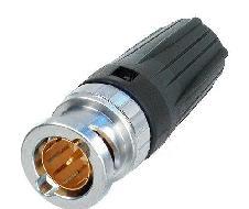 Fiche BNC pour câble VCB100 KX100